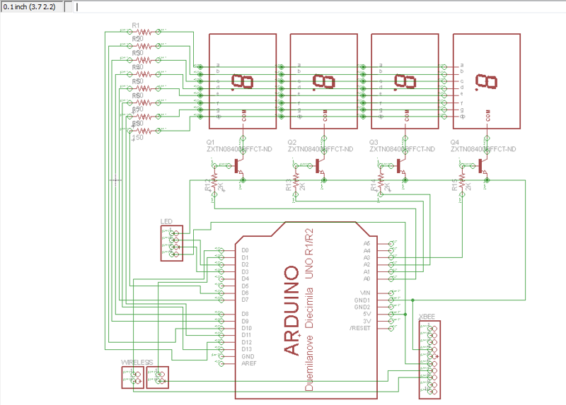 Eagle, PC Board FAB, SMD components… | Eric\'s Arcana and RiderX